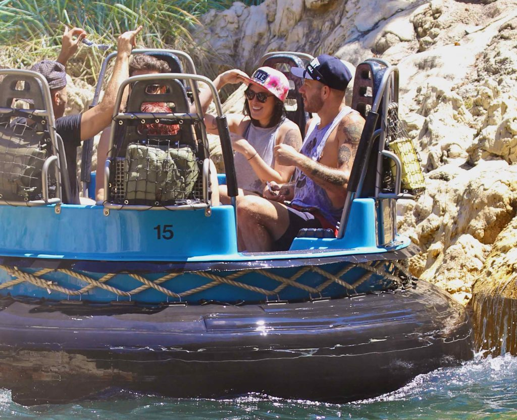 Rumer Willis Was Spotted at Disney California Adventure Park-5