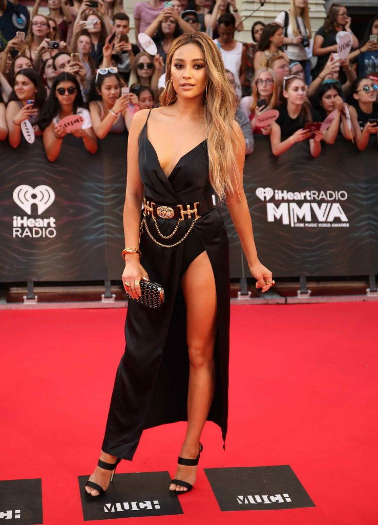 Shay Mitchell at MuchMusic Video Awards in Toronto-1