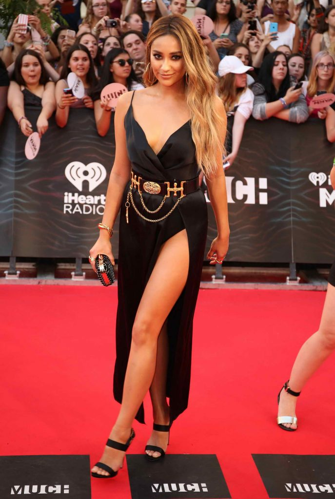 Shay Mitchell at MuchMusic Video Awards in Toronto-2