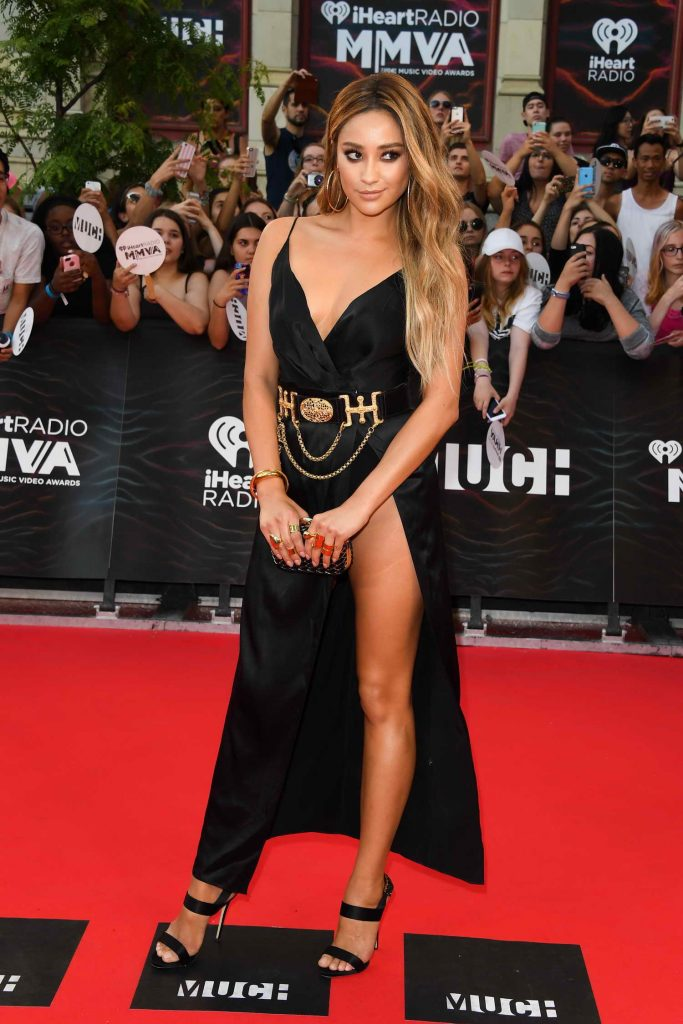 Shay Mitchell at MuchMusic Video Awards in Toronto-3