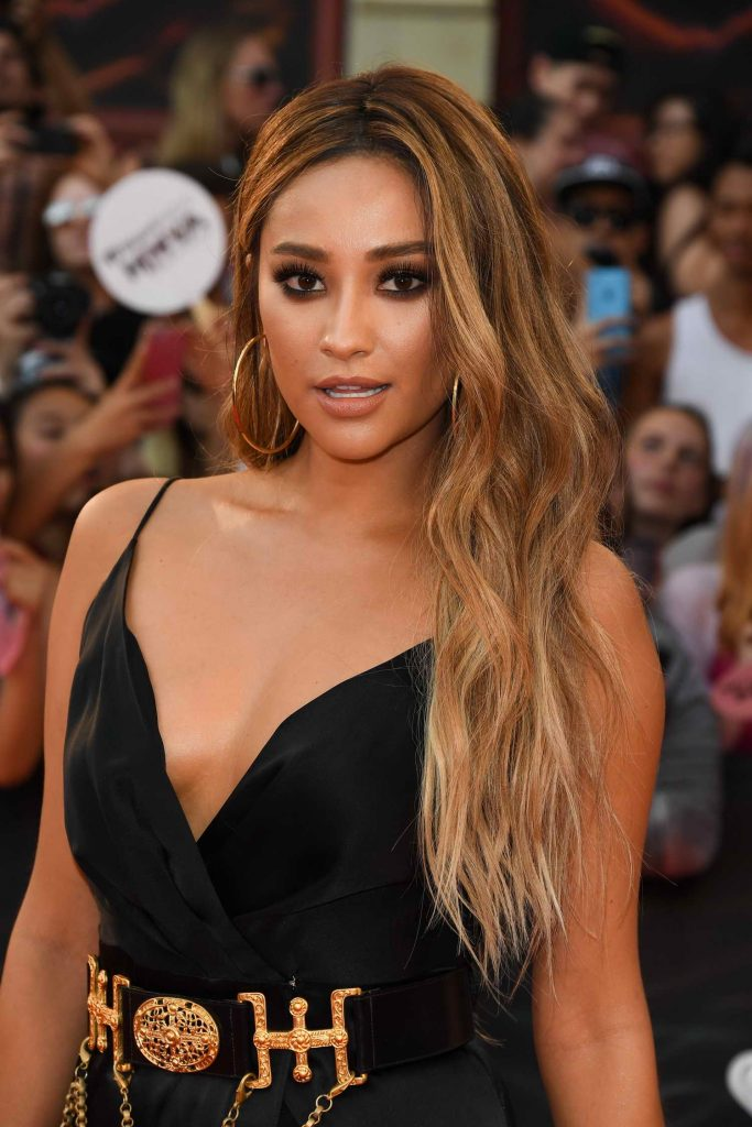 Shay Mitchell at MuchMusic Video Awards in Toronto-4