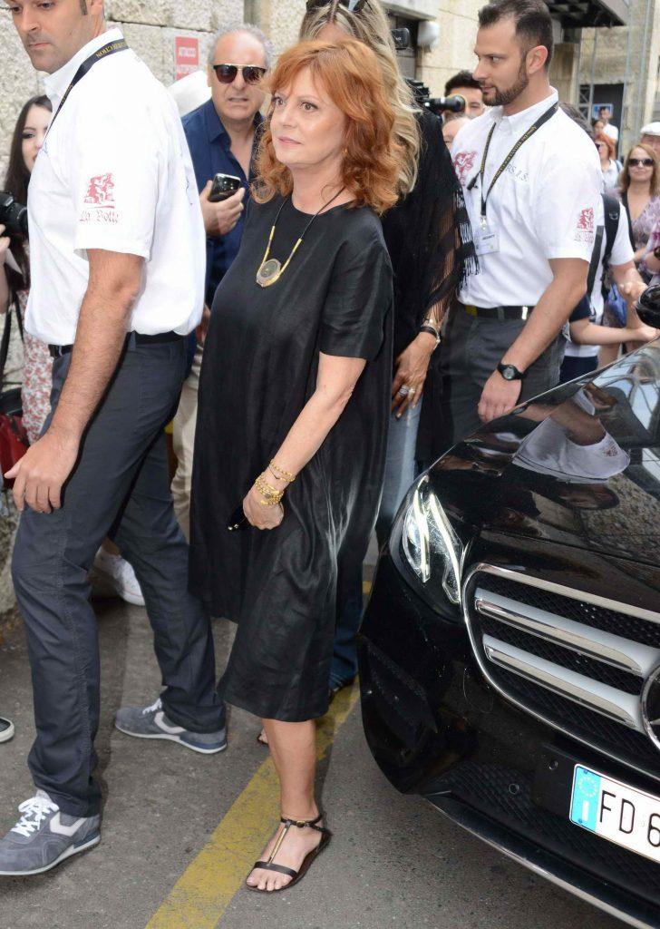 Susan Sarandon Attends the 62nd Taormina Film Festival-4