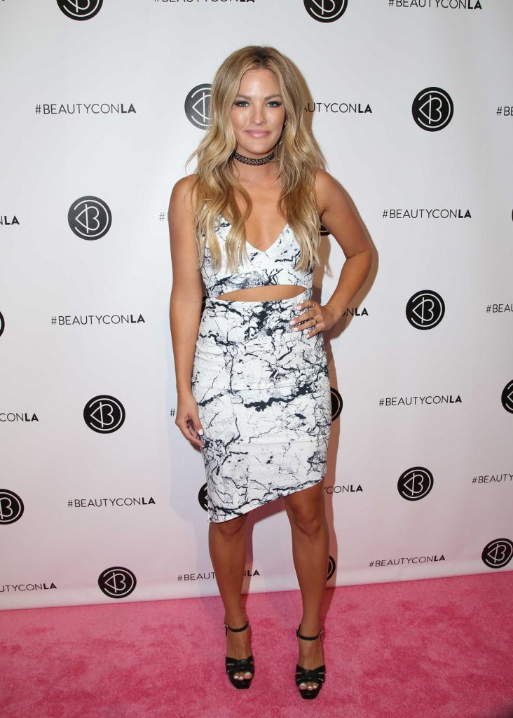 Becca Tilley at the 4th Annual Beautycon Festival in Los Angeles-1
