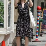 Beth Behrs Was Seen Out in New York City