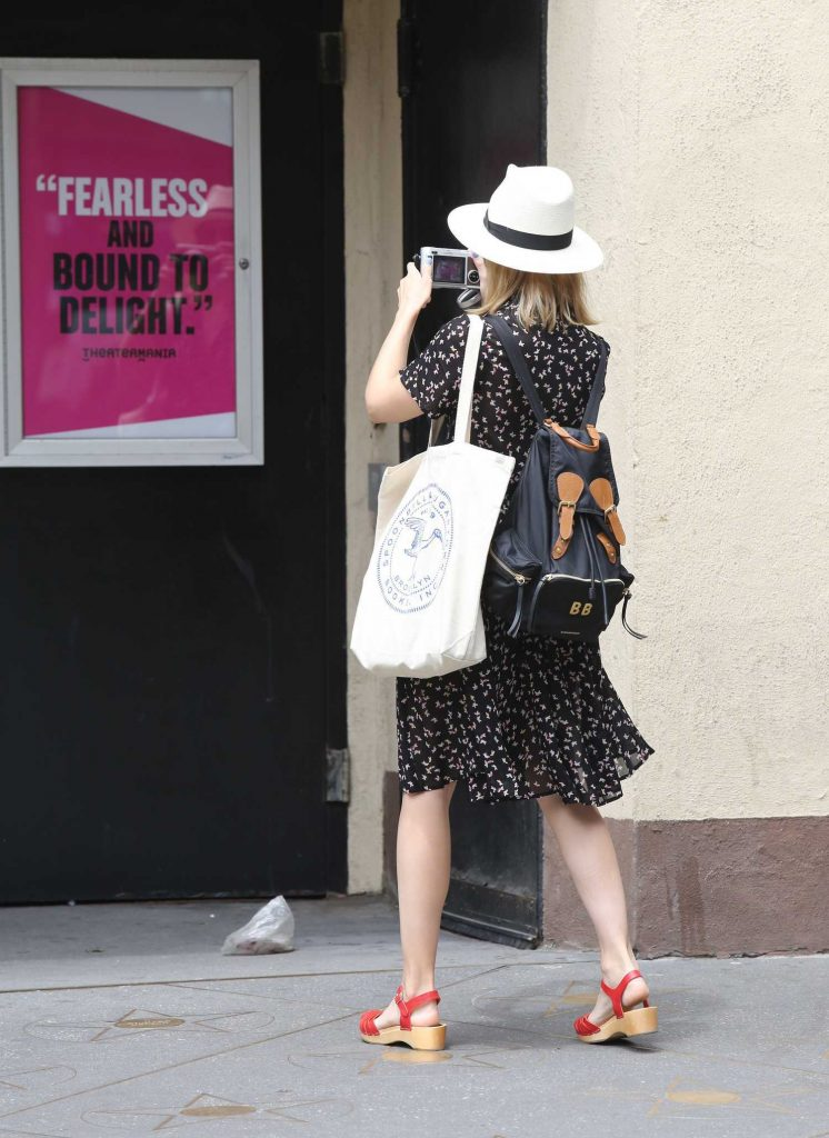 Beth Behrs Was Seen Out in New York City-5