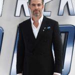 Chris Pine at the Star Trek: Beyond Premiere in London