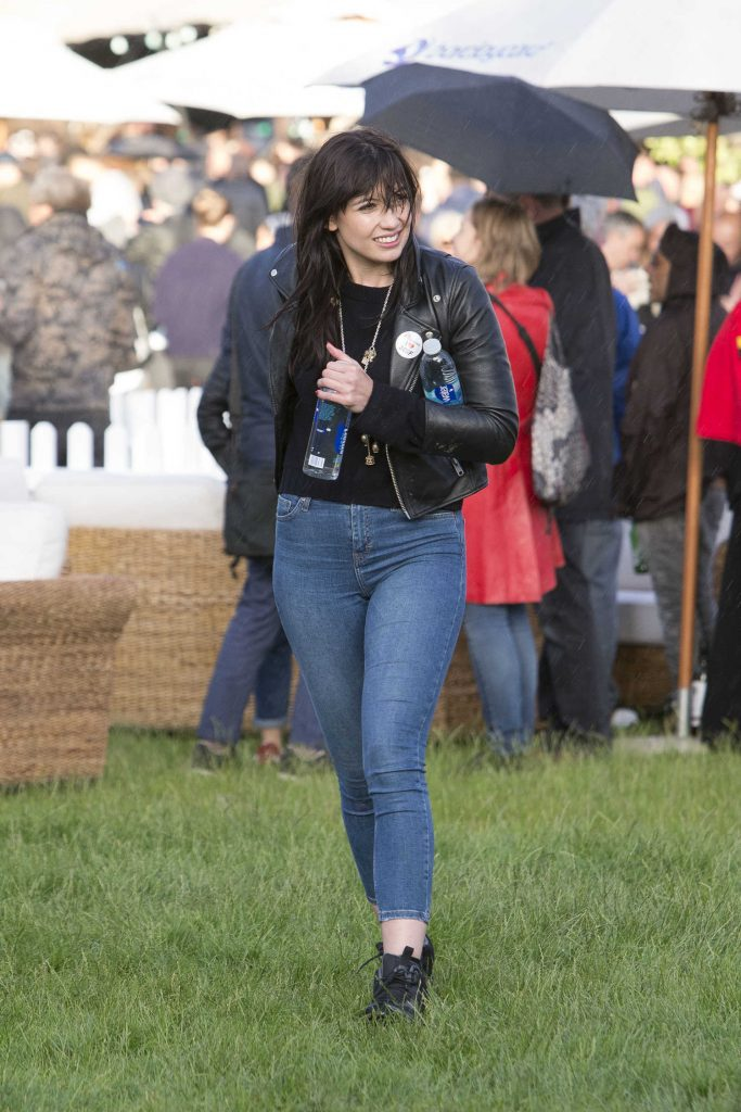 Daisy Lowe at the British Summer Time Festival at Hyde Park in London-1