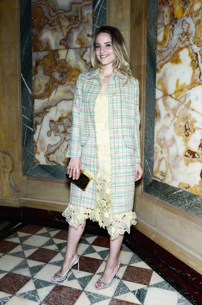Dianna Agron Attends The Miu Miu Club and Croisiere 2017 Collection Presentation-1