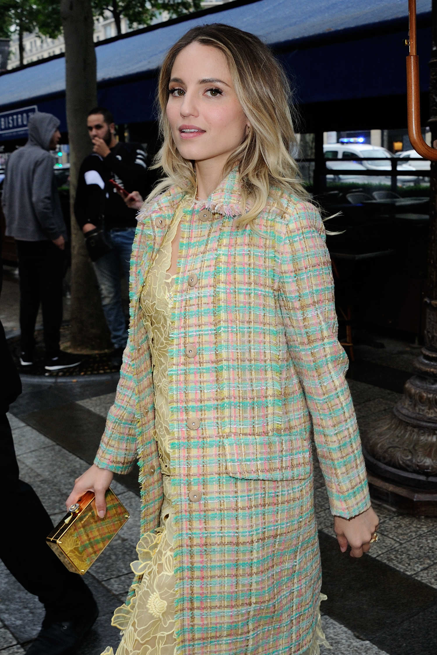 f45b66ec1d33 Dianna Agron Attends The Miu Miu Club and Croisiere 2017 Collection  Presentation-3