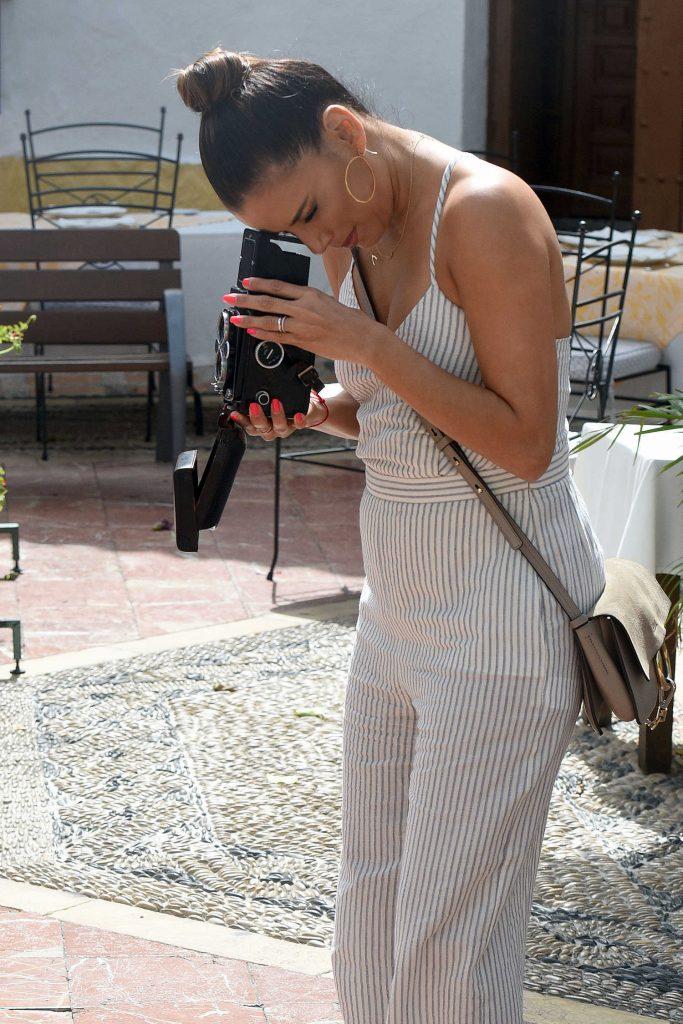 Eva Longoria Was Seen Out in Marbella, Spain-1