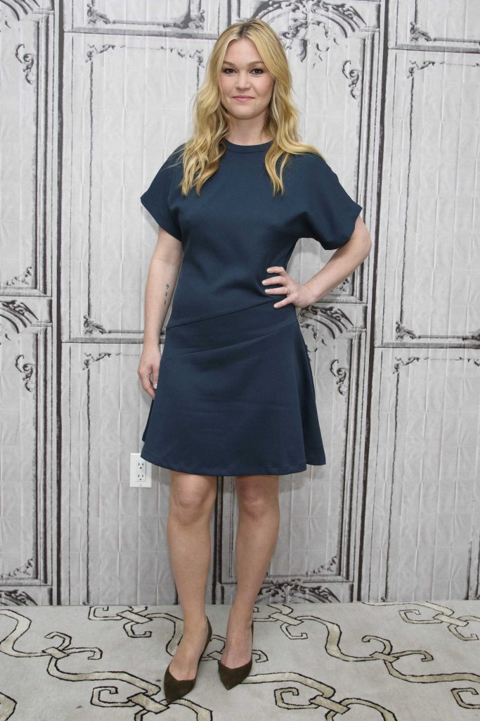 Julia Stiles at AOL Build Speaker Series in New York City 07/05/2016-1