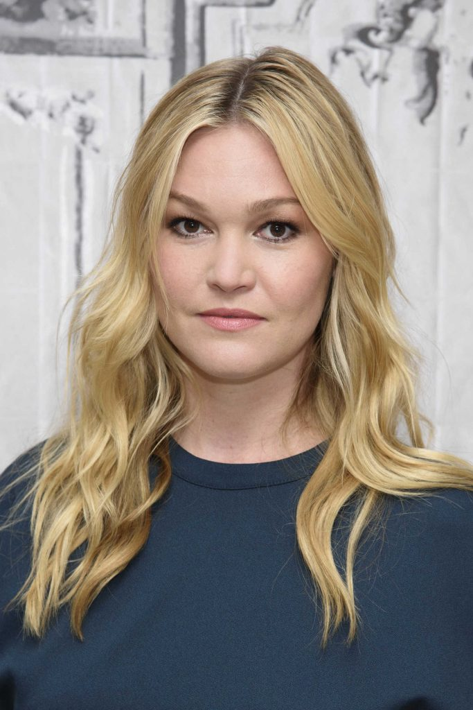 Julia Stiles at AOL Build Speaker Series in New York City-4