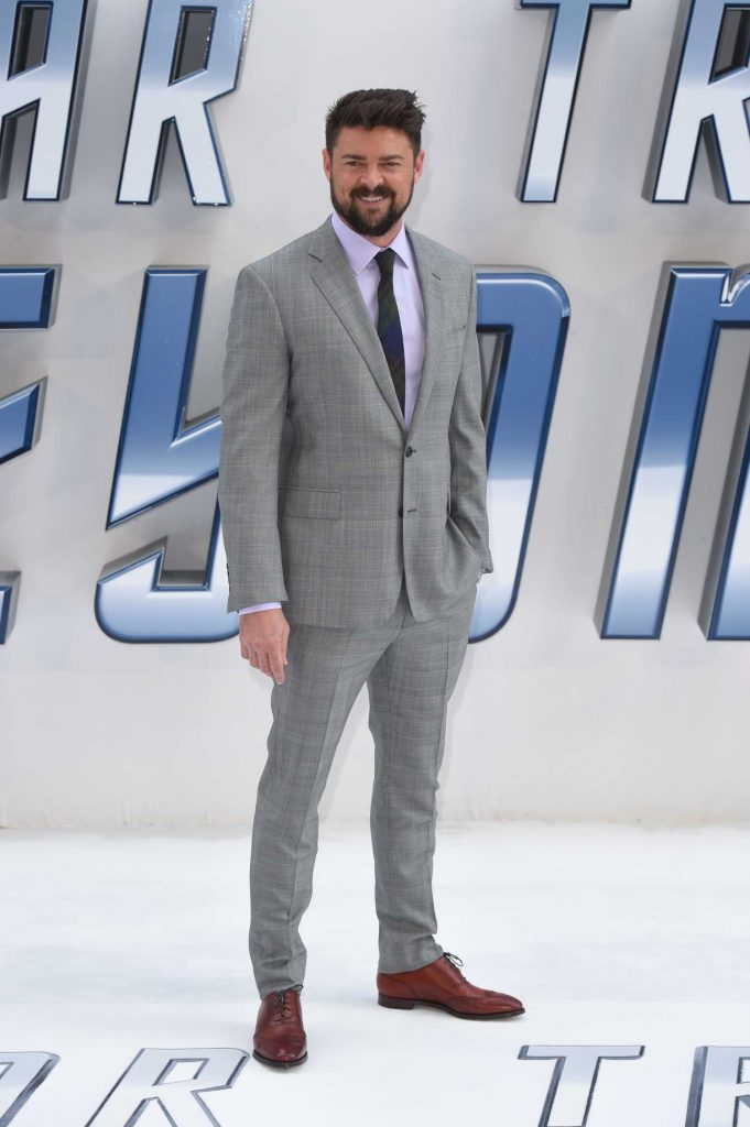 Karl Urban at the Star Trek: Beyond Premiere in London-2