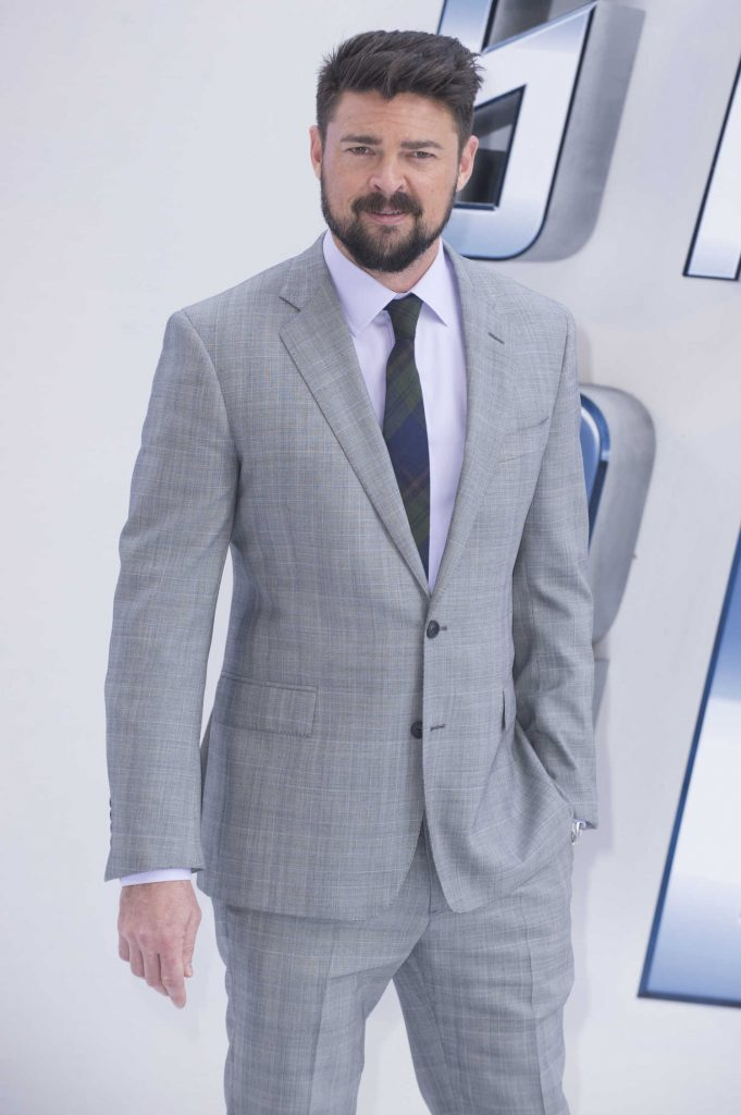 Karl Urban at the Star Trek: Beyond Premiere in London-3