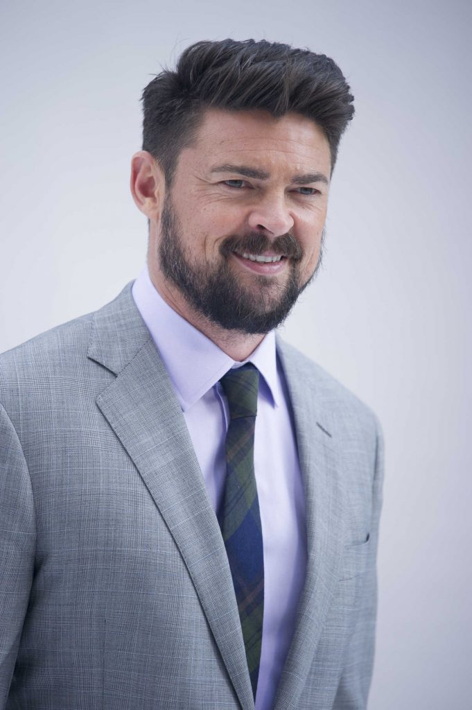 Karl Urban at the Star Trek: Beyond Premiere in London-4