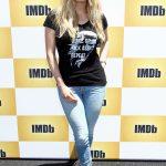 Katheryn Winnick at Comic-Con International in San Diego