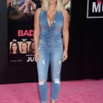 Kendra Wilkinson at the Bad Moms Premiere in Los Angeles