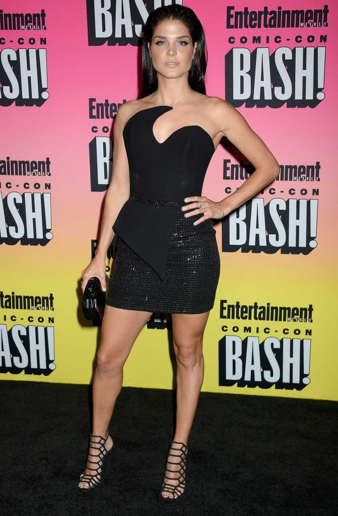 Marie Avgeropoulos at Entertainment Weekly Annual Comic-Con Party at Hard Rock Hotel in San Diego-1