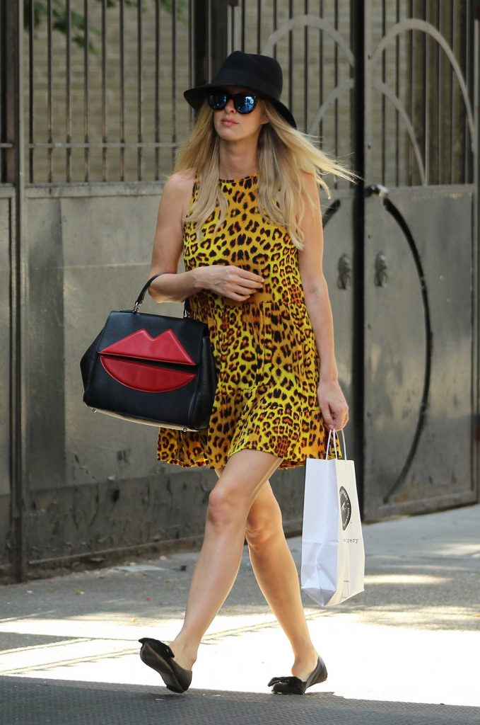 Nicky Hilton Was Spotted Out in New York-3