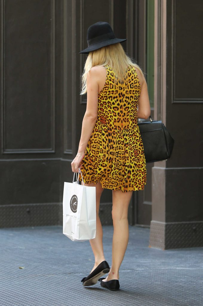 Nicky Hilton Was Spotted Out in New York-4