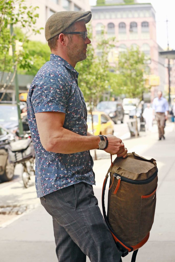 Ryan Reynolds Arrives to the Greenwich Hotel in New York City-4
