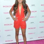Teala Dunn at the TigerBeat's Official Teen Choice Awards Pre-Party in Los Angeles