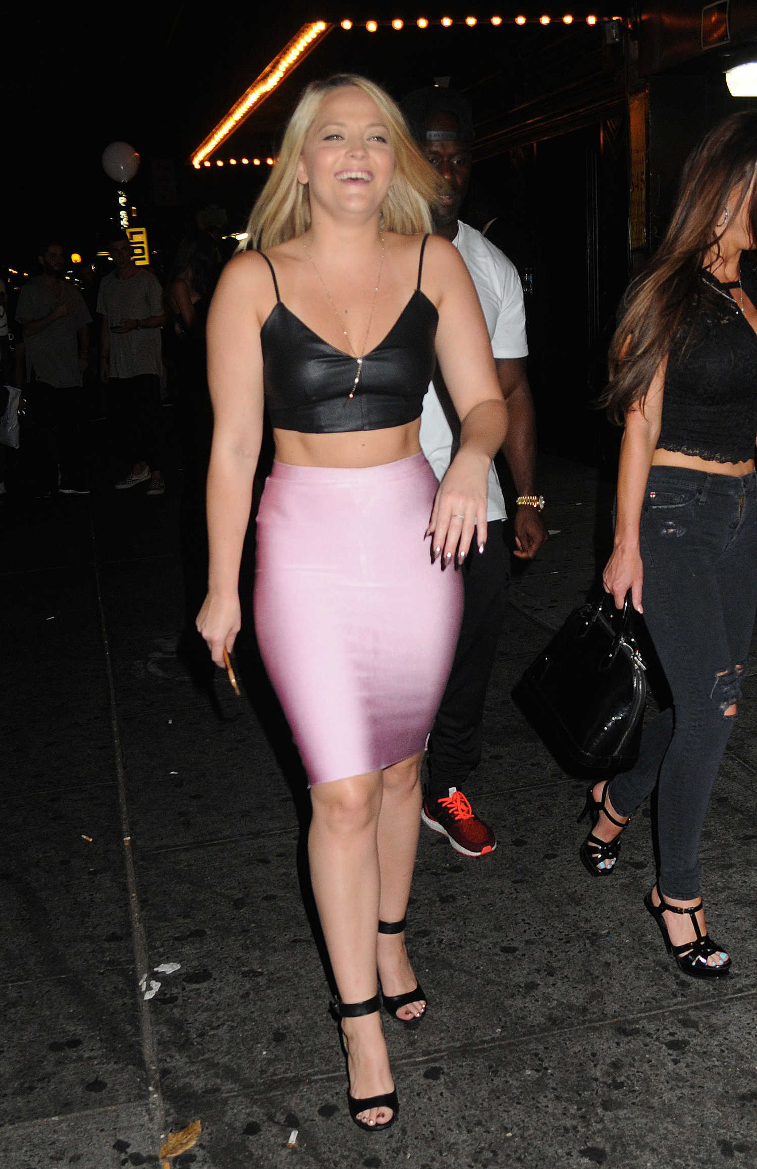 Alexis Texas Was Seen Out in New York City - Celeb Donut