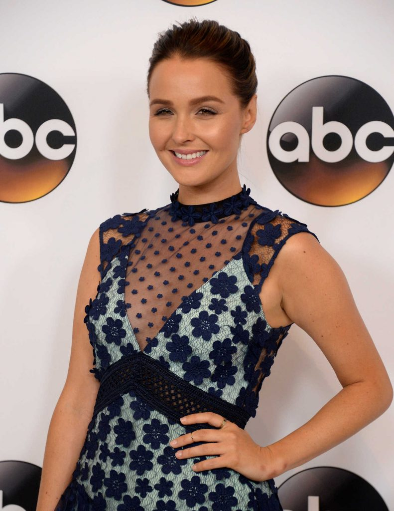 Camilla Luddington at Disney ABC Television Hosts 2016 TCA Summer Press Tour in Beverly Hills-3