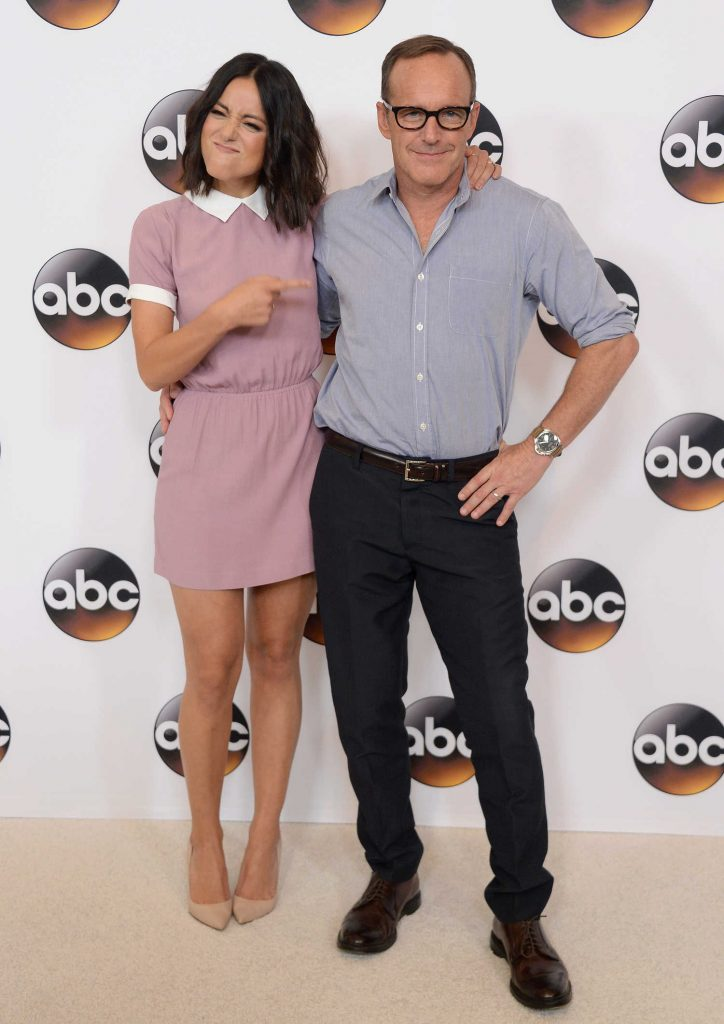 Chloe Bennet at Disney ABC Television Hosts 2016 TCA Summer Press Tour in Beverly Hills-4