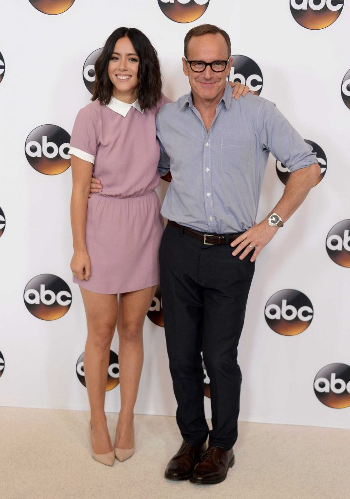 Chloe Bennet at Disney ABC Television Hosts 2016 TCA Summer Press Tour in Beverly Hills-5