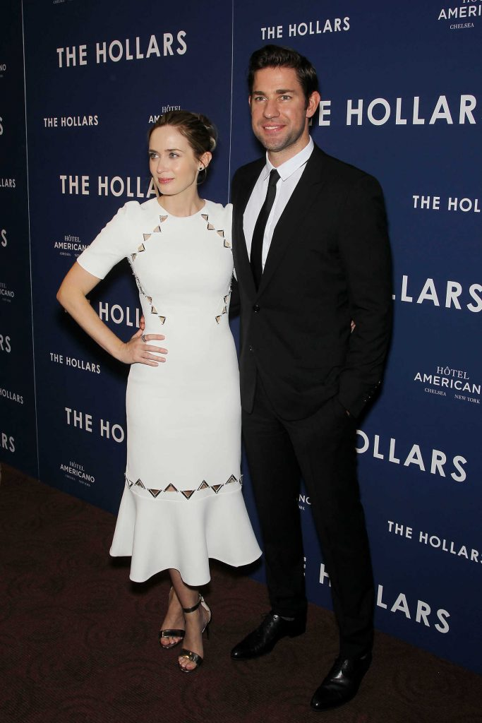 Emily Blunt at the Special Screening for Sony Pictures The Hollars in New York-2