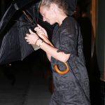 Gwyneth Paltrow Arrives at Cameron Diaz's Birthday in Culver City