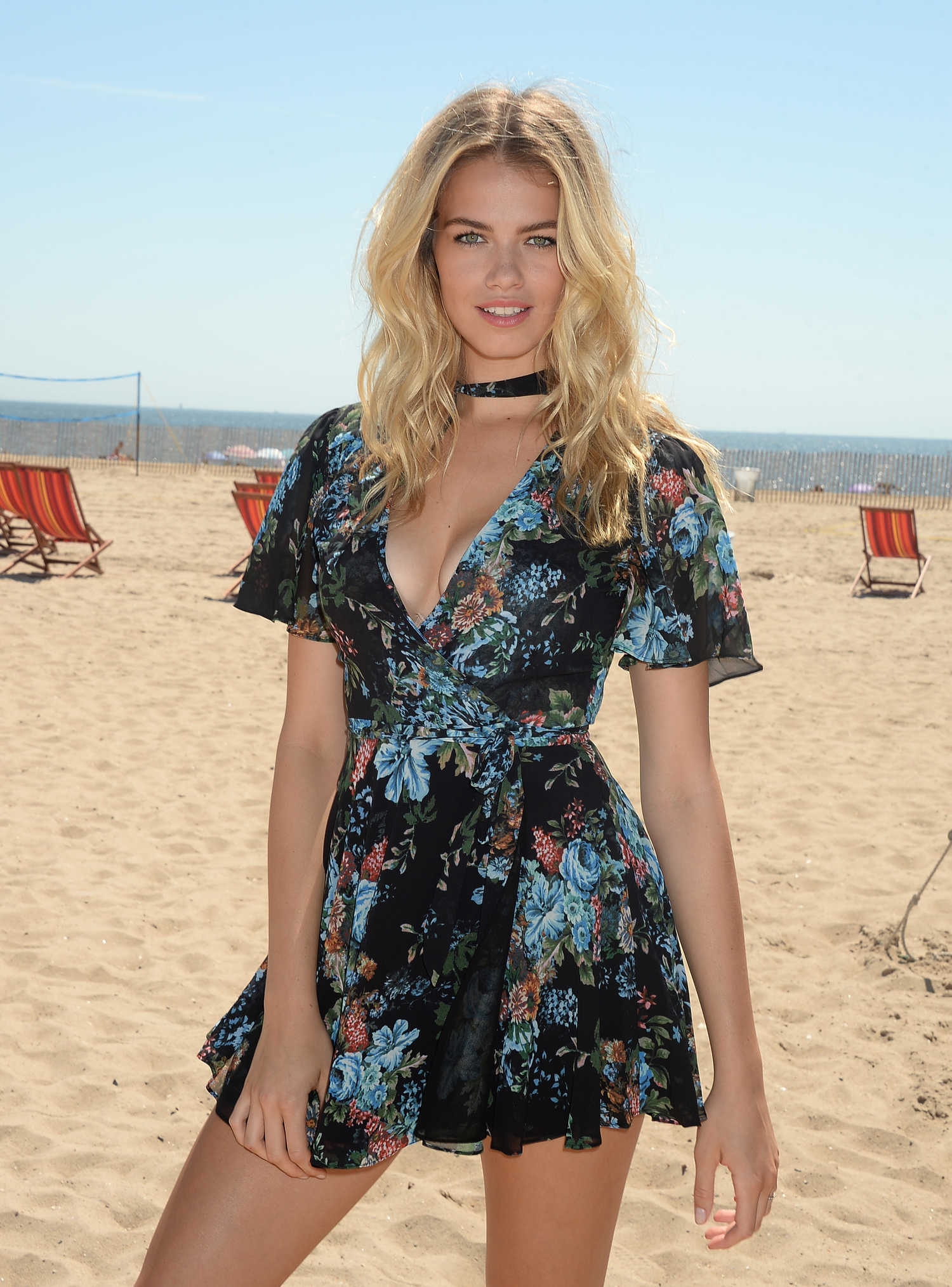 Hailey Clauson at the Sports Illustrated Summer of Swim ...