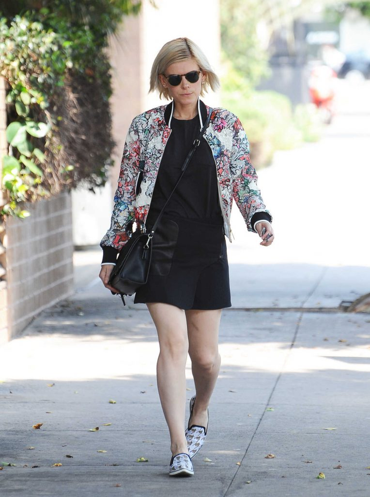 Kate Mara Was Seen Out in Los Angeles-1
