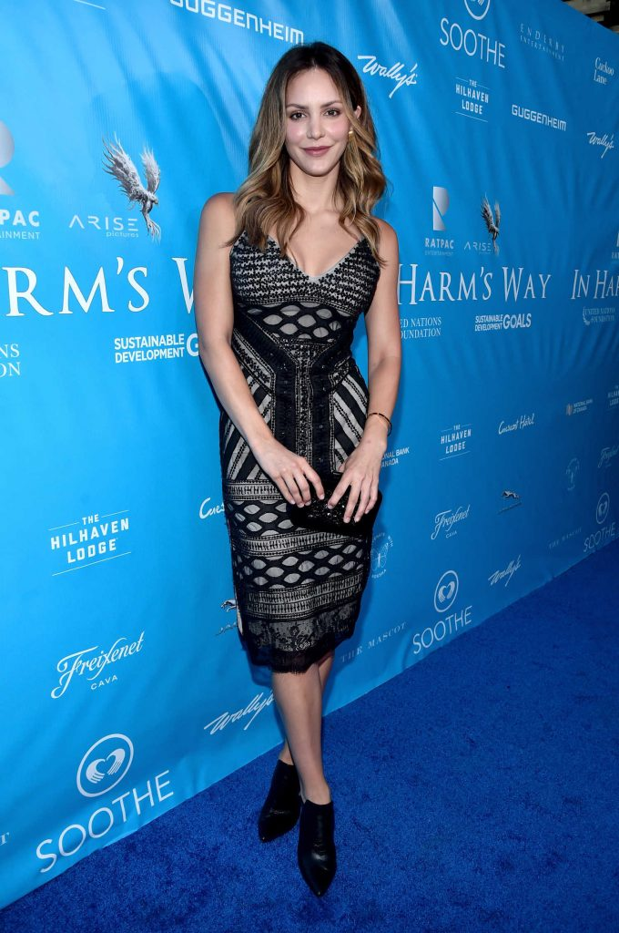 Katharine McPhee at Special Event for UN Secretary-General Ban Ki-moon in Los Angeles-1