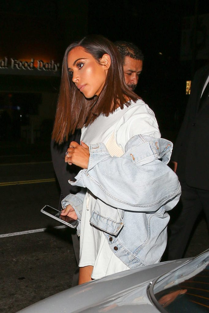 Kim Kardashian Arrives at The Nice Guy in West Hollywood-4