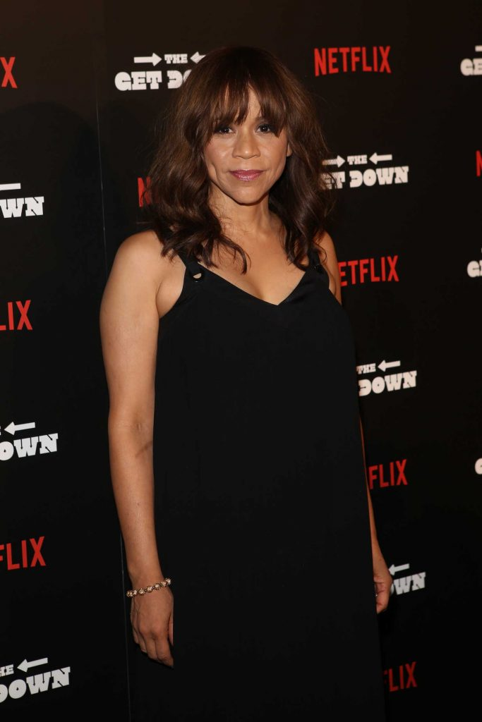 Rosie Perez at the New York Official Premiere of The Get Down-1