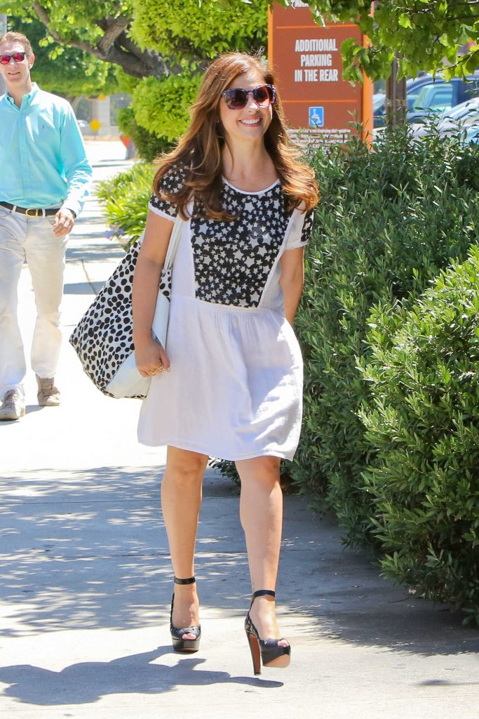 Sarah Michelle Gellar Was Seen Out in Brentwood-1