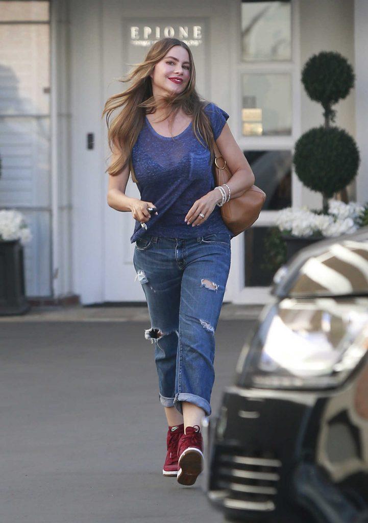 Sofia Vergara Leaves Epione in Beverly Hills-4