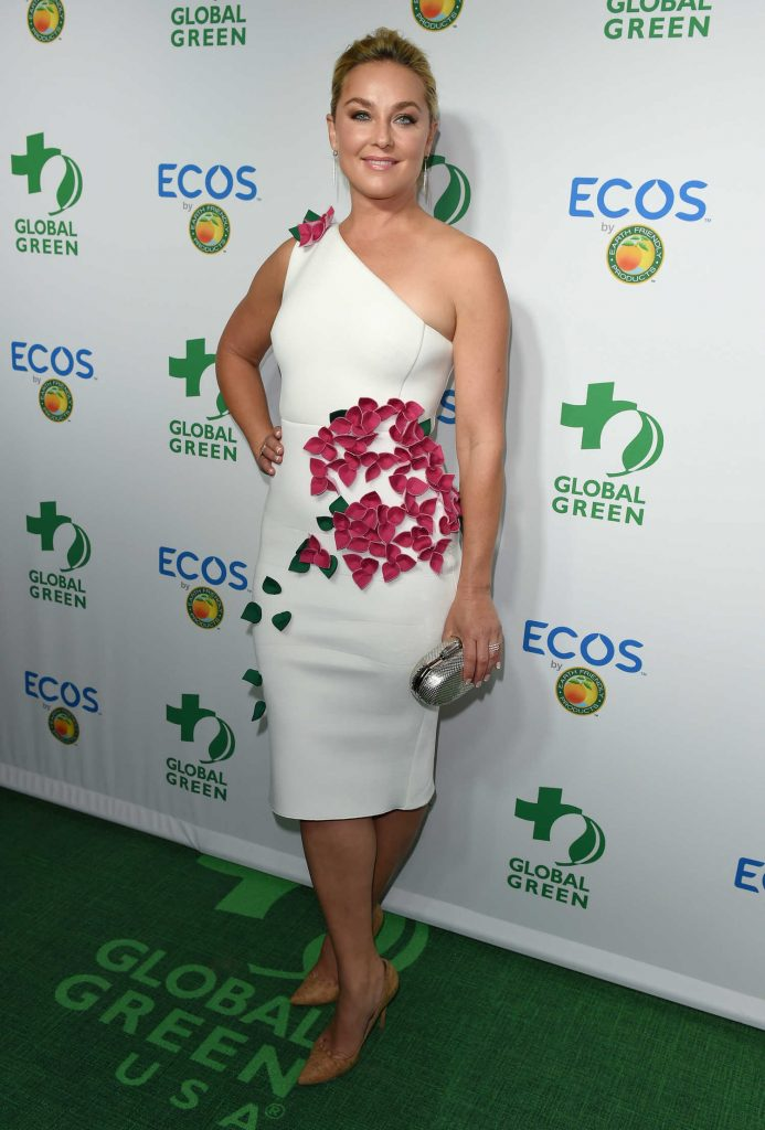 Elisabeth Rohm at the Global Green Environmental Awards in Los Angeles-1