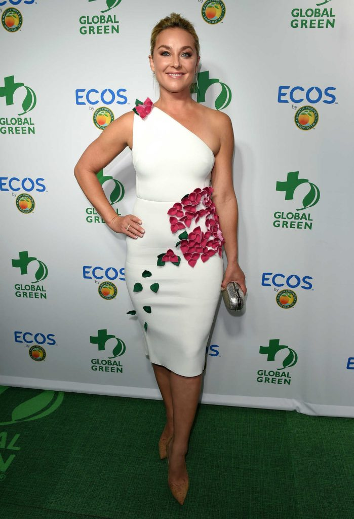 Elisabeth Rohm at the Global Green Environmental Awards in Los Angeles-2