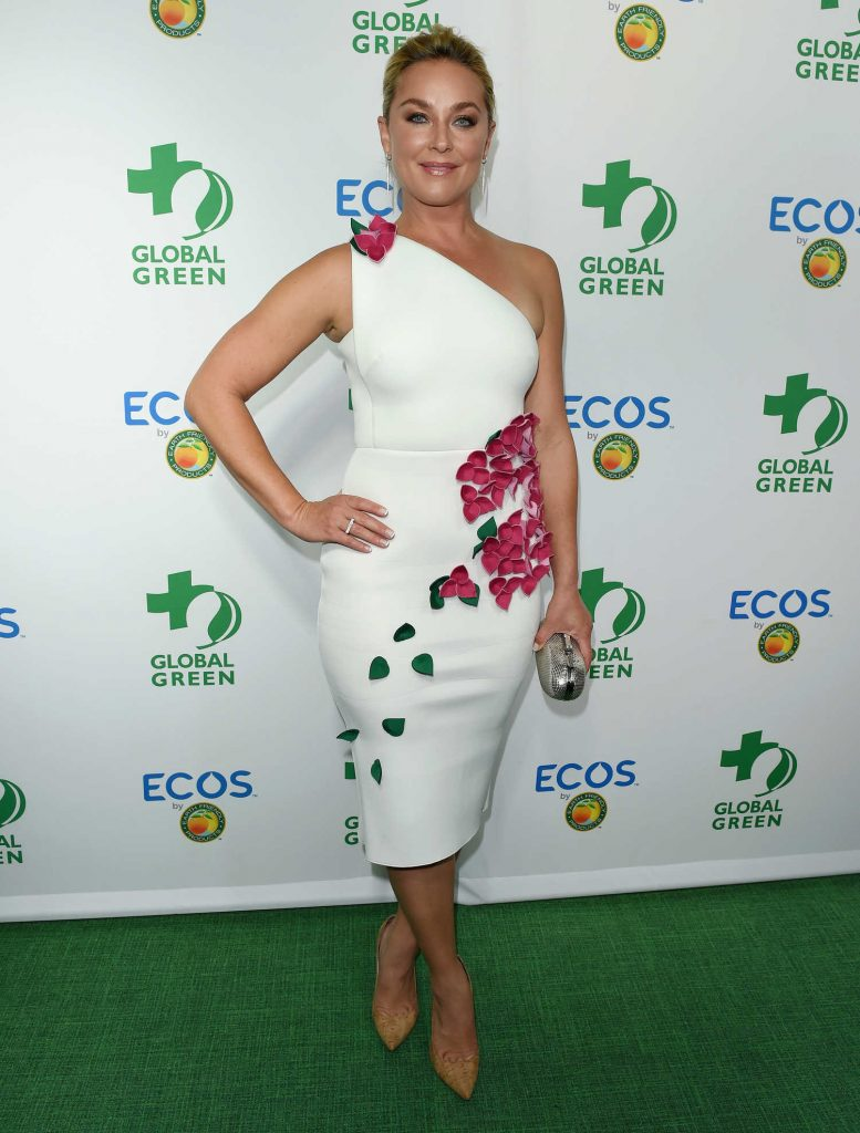 Elisabeth Rohm at the Global Green Environmental Awards in Los Angeles-3