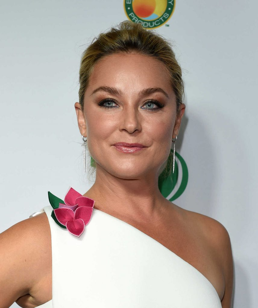 Elisabeth Rohm at the Global Green Environmental Awards in Los Angeles-4