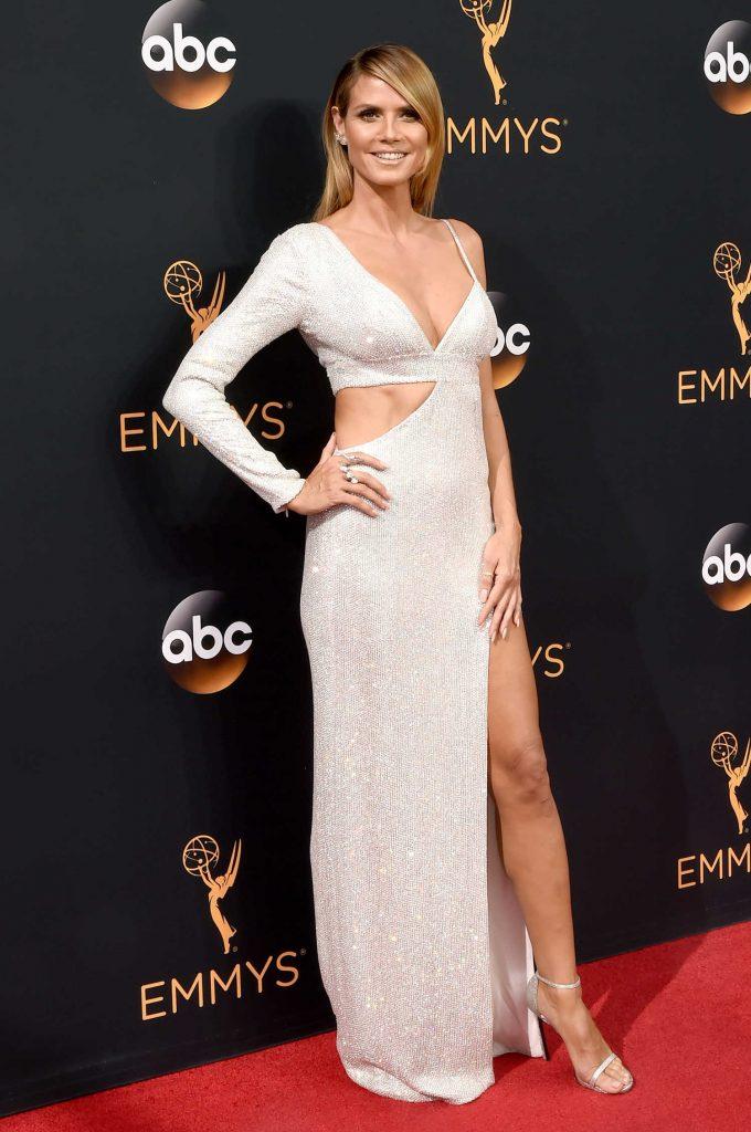 Heidi Klum at the 68th Emmy Awards in Los Angeles-2