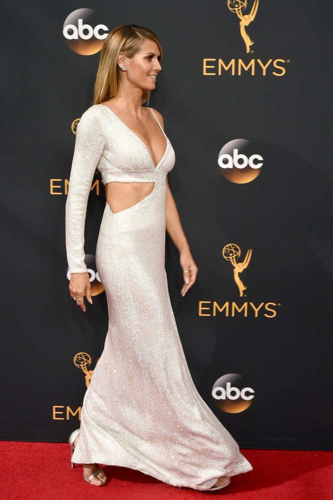 Heidi Klum at the 68th Emmy Awards in Los Angeles-3