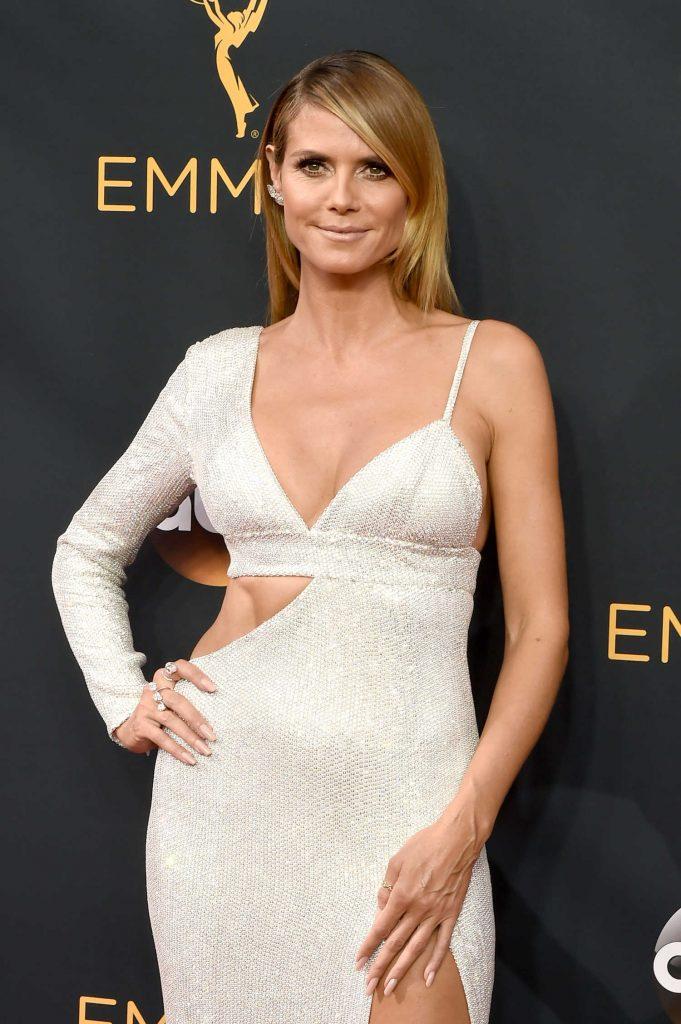 Heidi Klum at the 68th Emmy Awards in Los Angeles-5