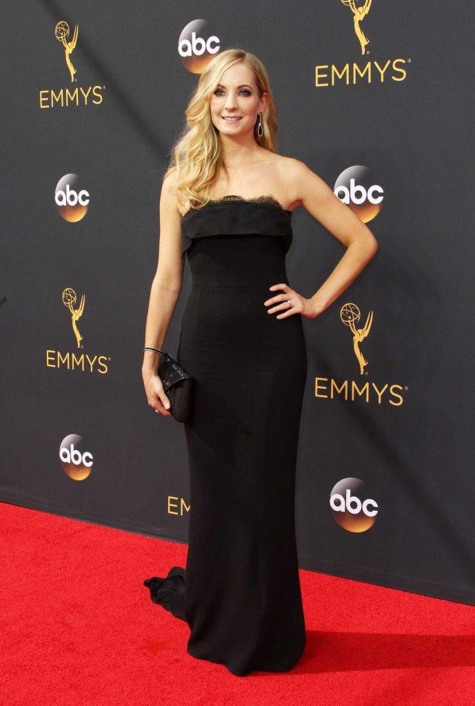 Joanne Froggatt at the 68th Emmy Awards in Los Angeles-1