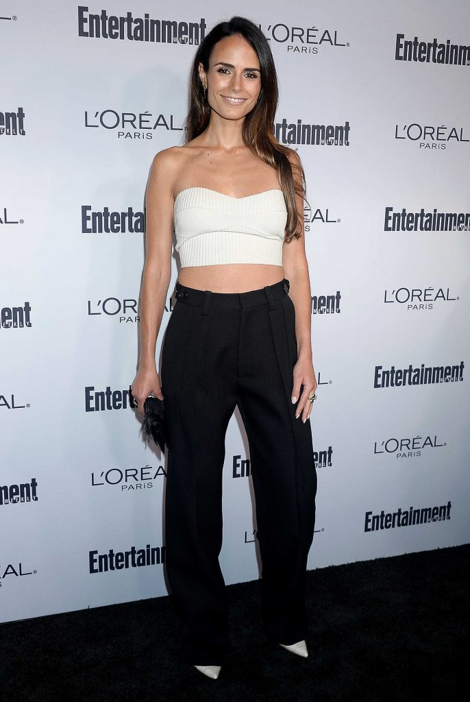 Jordana Brewster at the Entertainment Weekly Pre-Emmy Party in Los Angeles-1