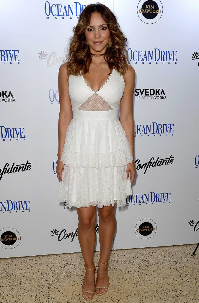 Katharine McPhee Celebrates the September cover of Ocean Drive Magazine in Miami-1