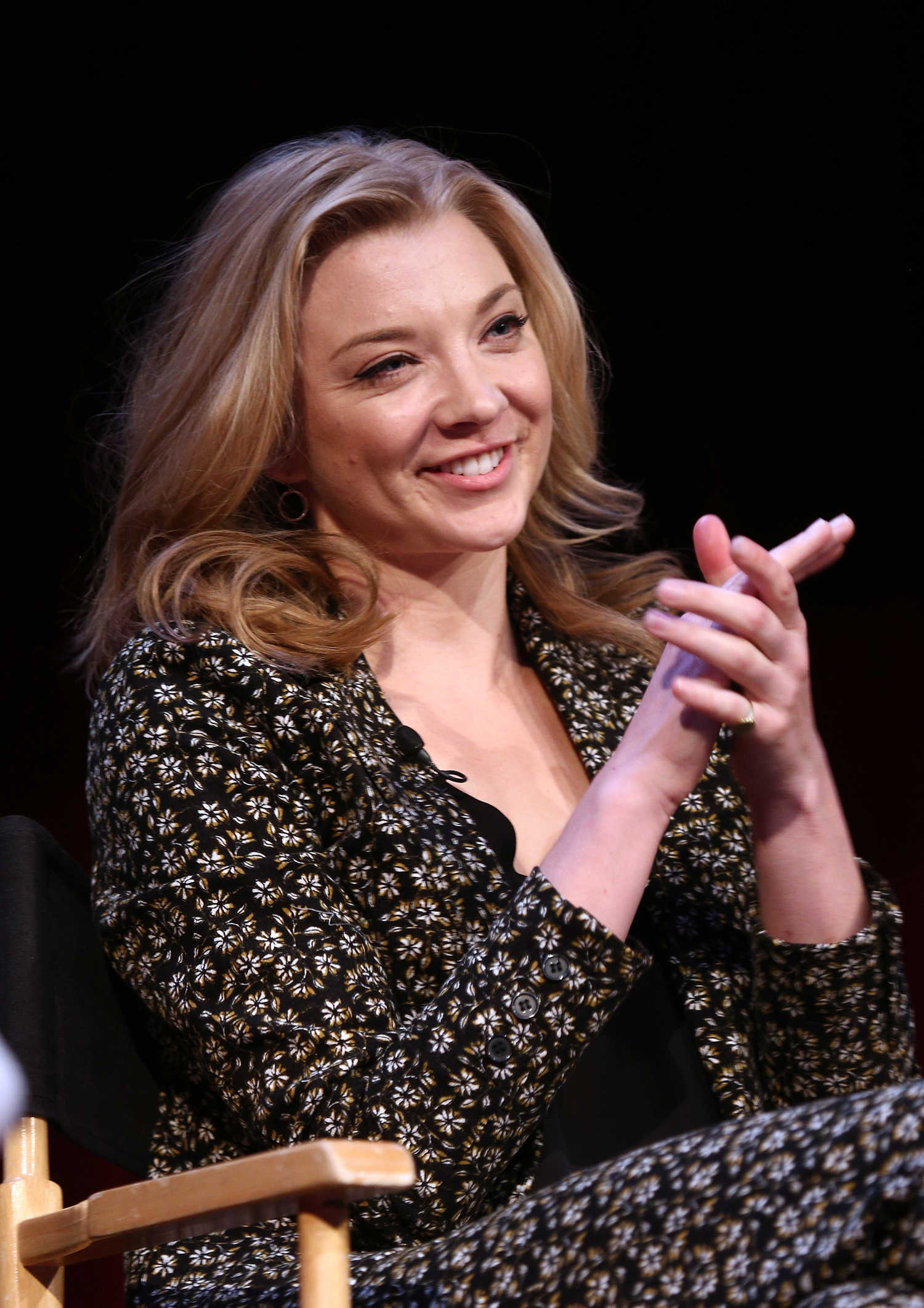 Natalie Dormer At The Women On Screen Panel Discussion At The O Arena In London on Kensington Palace London